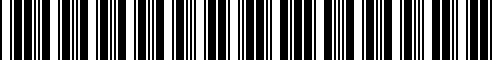 Barcode for 99997-45990